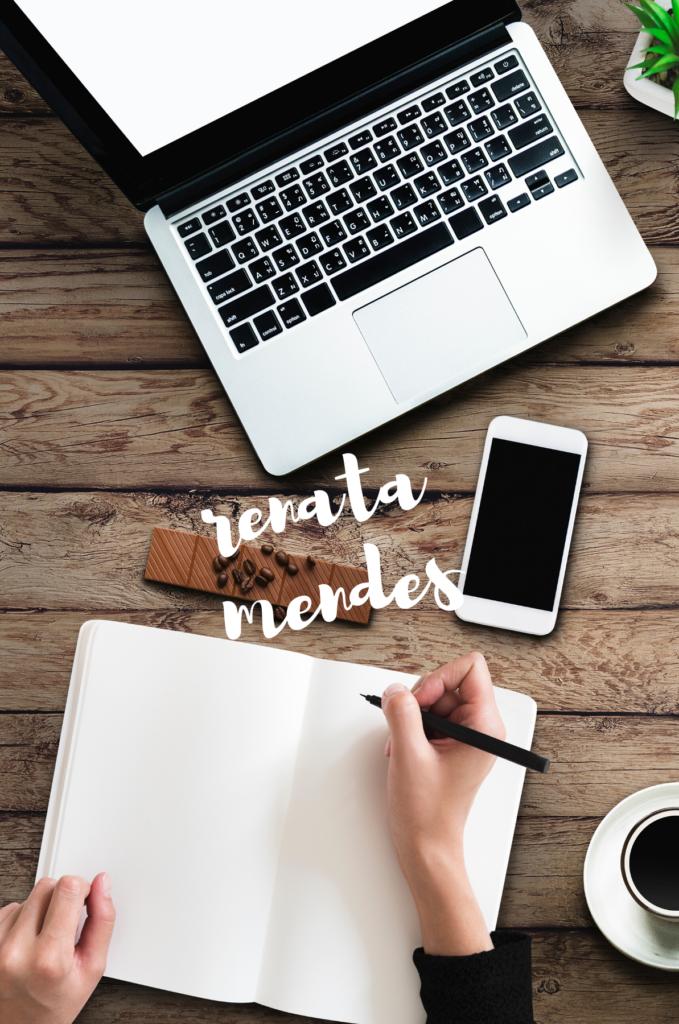 Renata Mendes aulas de inglês online